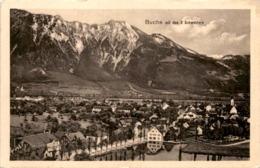 Buchs Mit Den 3 Schwestern (2129) * 6. 8. 1914 - SG St-Gall