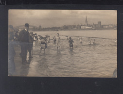 Dt. Reich AK Düsseldorf Strand 1909 - Düsseldorf