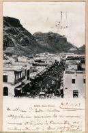Moy089 Asie YEMEN ADEN Main Street 09.11.1903 à BULIT Allées De Villotte Foix - Yémen