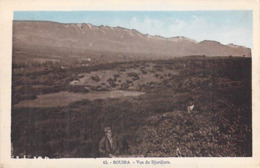 Afrique > Algérie > BOUIRA Vue Du Djurdjura  (Kabylie)(- Editions : : PHOTO ALBERT EPA E.P.A   Alger N°15)*PRIX FIXE - Algeria