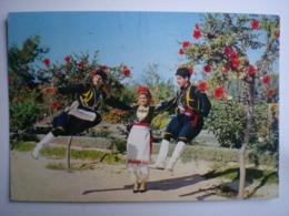 Grèce Greece  Ελλάδα Elláda Crete Kriti Folklore Typical Dress Costumes Tradition - Grèce