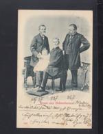 Dt. Reich AK Familie Houdinet 1899 Delmenhorst - Delmenhorst