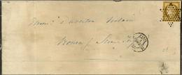 Etoile / N° 1 Càd PARIS (60) Sur Imprimé. - TB. - 1849-1850 Cérès