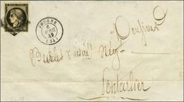 Grille / N° 3 Belles Marges Càd T 15 JOUGNE (24). 1849. - TB. - 1849-1850 Ceres