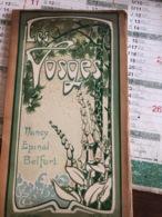 Les Vosges (livre De 104 Pages De 12,4 Cm Sur 21 Cm ) - Turismo