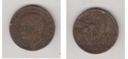 10 CENTESIMI 1929 - …-1861 : Before Reunification