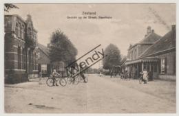 Zeeland - Gezicht Op De Straat, Raadhuis - Niederlande