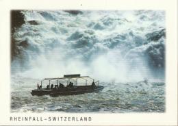 # Svizzera - Rheinfall - Totale Hohe Des Falles - Non Viaggiata - SH Schaffhouse