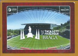 Soccer. Stadium Of Futebol Clube De Braga. Pedreira Stadium. Fußball. Stadion Von Futebol Clube De Braga. Football. 2sc - Calcio