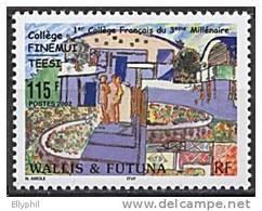 Wallis, N° 565** Y Et T - Wallis En Futuna