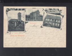 Dt. Reich AK Goslar Wiedelah 1905 - Goslar