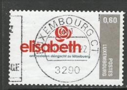 Luxemburg, Persoonlijke Zegel Gestempeld, Zie Scan - Oblitérés