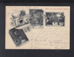 Dt. Reich AK Bettenser Garten 1904 - Deutschland