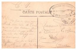 Guerre 1914-1918 - Carte Franchise Militaire - Marcophilie (Lettres)