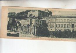 SORIANO NEL CIMINO 1900 DOPPIA PANORAMICA - Viterbo