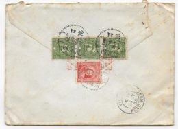 1938 - CHINE - LETTRE Par AVION De HANKOW (MINISTRY OF COMMUNICATIONS) => PARIS Via VICTORIA (HONG KONG) - 1912-1949 Republiek