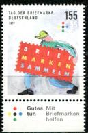BRD - 3491 - ** Postfrisch (S) - 155+55C      Tag Der Briefmrke 19 - Ausgabe 05.09.2019 - Ongebruikt