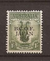 Occupation Australienne Au Japon N° 5 Neuf Sans Charnière Côté 24,00€ - Japan (BCOF)