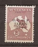 Occupation Australienne Au Japon N° 6 Neuf Sans Charnière Côté 75€ - Japan (BCOF)