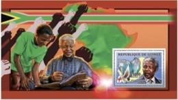 Guinea  2006 Humanists , Nelson Mandela ,mineral - Guinea (1958-...)