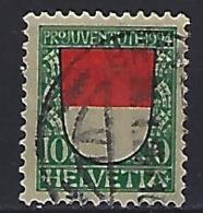 Switzerland 1924  Pro Juventute (o) Mi.210 - Pro Juventute