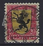 Switzerland 1924  Pro Juventute (o) Mi.211 - Used Stamps