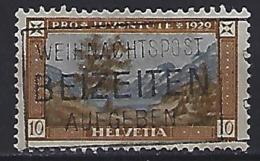 Switzerland 1929  Pro Juventute (o) Mi.236 - Pro Juventute