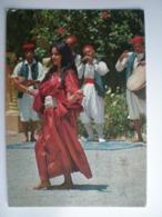 Afrique > Tunisie Folklore Typical Dresses Costume Tradition - Tunisia