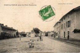Pont  De  Veyle -   Le  Petit  Faubourg - Autres Communes