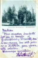 GAMLA KARLEBY - KOKKOLA -- RARE CARTE PRECURSEUR - (PRECURSOR POSTCARD) - - Finlandia