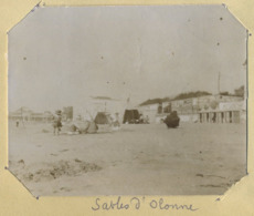 Photo De La Plage Des Sables D'Olonne. - Orte