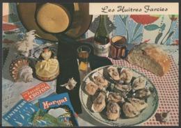 LES HUITRES  FARCIES - Recettes (cuisine)