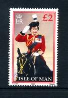 1990 MAN SET MNH ** 2£ - Isola Di Man