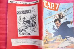 CAP.7  N°24 MENSUEL (Année 1960) **** BHR 019X - Magazines