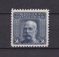 Bosnia And Herzegovina - 1906 Year - Michel 44C - MH - Bosnia And Herzegovina