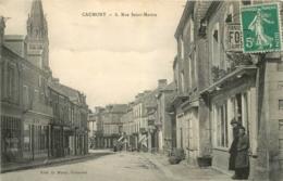CAUMONT 8 RUE SAINT MARTIN - France
