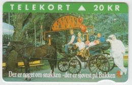 Denmark Phonecard - Superb Fine Used Phonecard 1994 Bakken - Denemarken