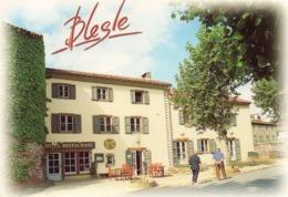 BLESLE     Hotel La Bougnate - Retournac