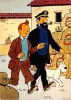 Illustrateur . N° 102079 . Cpsm .10x15 Cm  .herge .les Aventures De Tintin . - Hergé