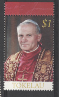 TOKELAU 2005 POPE JOHN PAUL MNH - Tokelau