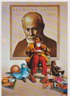 LAVERDET Michel  Ed Nugeron N° H 97 - Dieu Le Pere  Freud - CPM 10,5x15 TBE Neuve - Otros Ilustradores