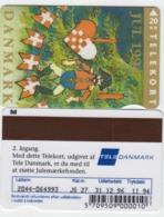 Denmark Phonecard - Superb Fine Used Phonecard 1994 Christmas - Denemarken