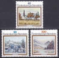 Liechtenstein/1983 - Anton Ender - Set - MNH - Liechtenstein