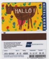 Denmark Phonecard - Superb Fine Used Phonecard Hallo - Denemarken