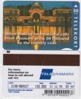 Denmark Phonecard - Superb Fine Used Phonecard 50u International - Denemarken