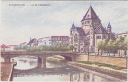 STRASBOURG La Synagogue - Strasbourg