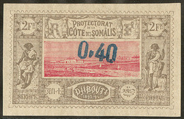 * No 25. - TB - French Somali Coast (1894-1967)