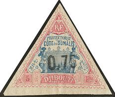 * No 26. - TB - French Somali Coast (1894-1967)