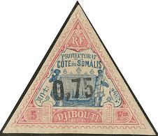 * No 26, Gomme Très Diminuée Mais TB - French Somali Coast (1894-1967)