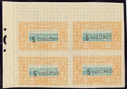 ** No 28, Bloc De Quatre Cdf. - TB (cote Maury) - French Somali Coast (1894-1967)